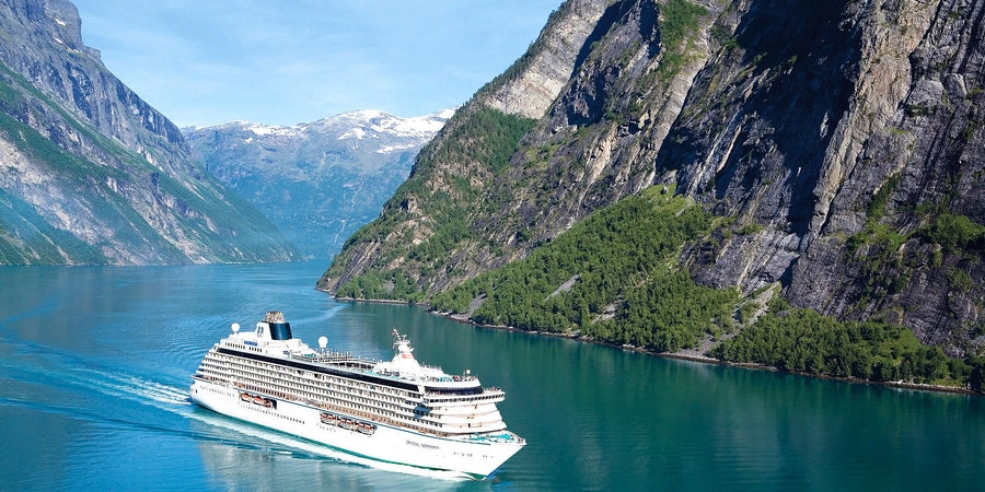 Crystal Serenity (Photo: Crystal)