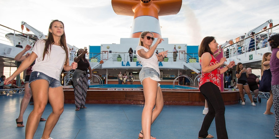 What to Expect on a Cruise: Daytime Activities