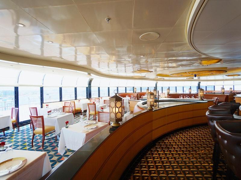 Palo on Disney Cruise Line