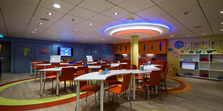 Kids Club on Symphony of the Seas (Photo: Cruise Critic)