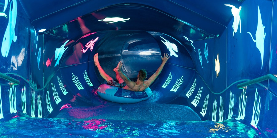 Water Slides on Norwegian Bliss (Photo: Cruise Critic)