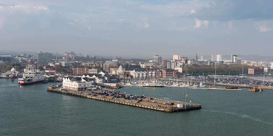Southampton Cruise Port