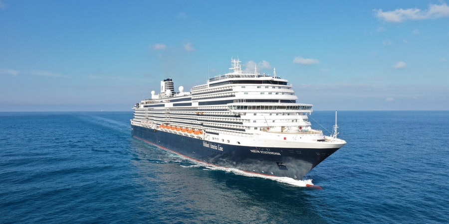 Nieuw Statendam (Photo: Holland America Line)
