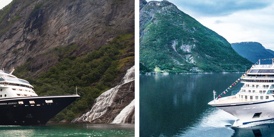 Azamara vs. Viking Ocean Cruises