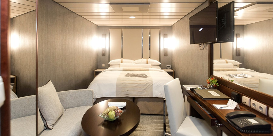 The Club Interior Cabin on Azamara Journey (Photo: Cruise Critic)