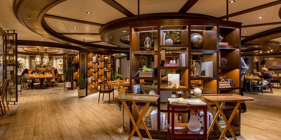 Share by Curtis Stone on Ruby Princess (Photo: Cruise Critic)