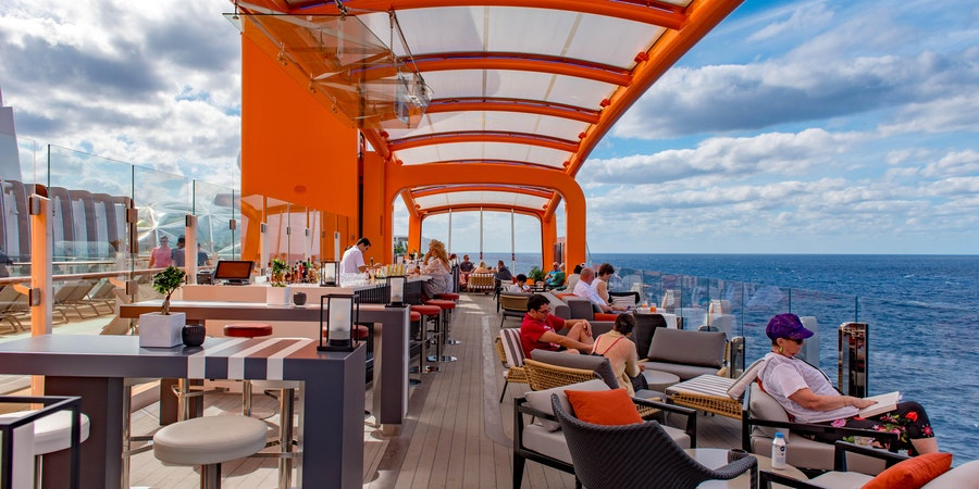 The Magic Carpet on Celebrity Edge