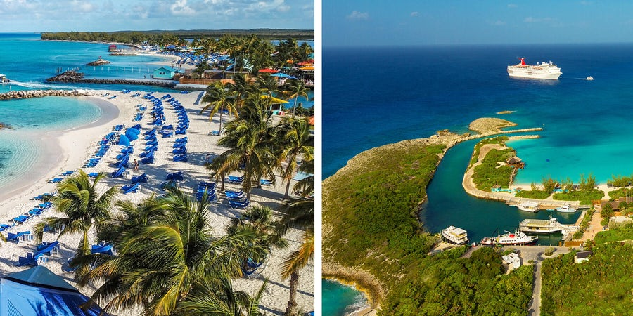Princess Cays vs. Half Moon Cay