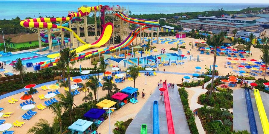 The waterpark at CocoCay (Photo Brittany Chrusciel/Cruise Critic)