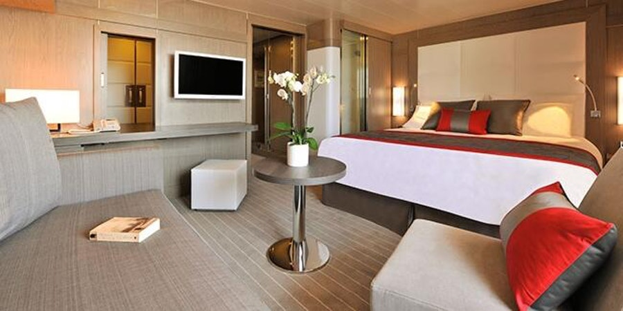 Le Boreal Prestige Suite (Photo: Ponant)