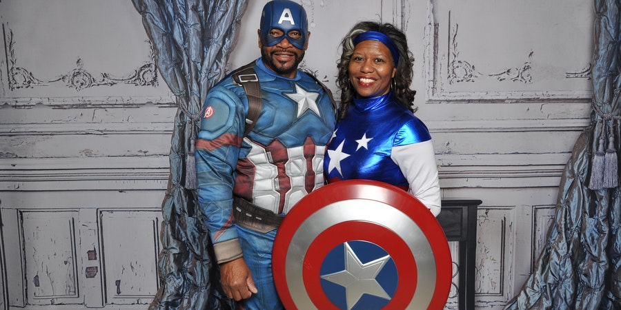 Superhero costume party hosted on the 2018 Festival at Sea (Photo: Festival at Sea/Blue World Travel Corp.)
