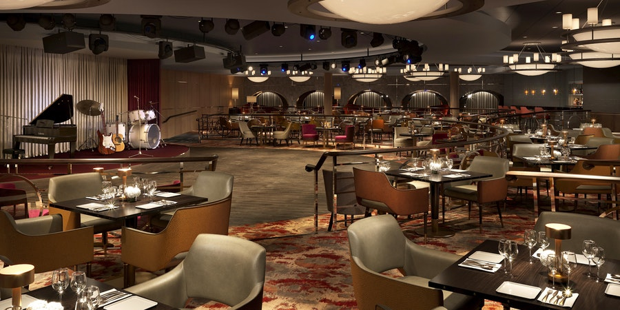 The Stardust Club on Crystal Serenity (Photo: Crystal Cruises)