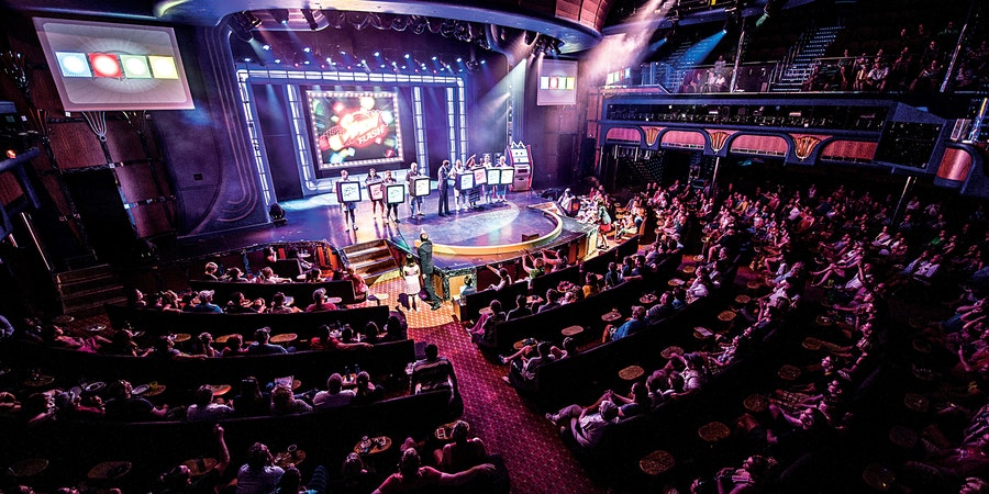 The Hasbro Game Experience on Carnival Breeze (Photo: Carnival Cruise Line)