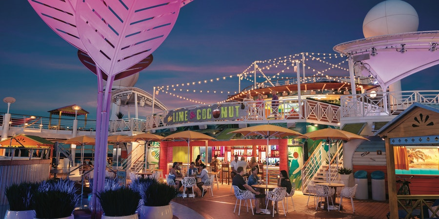 Lime and Coconut on Navigator of the Seas (Photo: Royal Caribbean International)