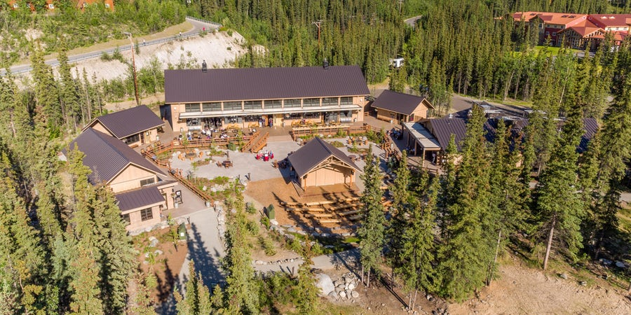Holland America Celebrates Opening of New Junior Suites at McKinley Chalet Resort in Alaska