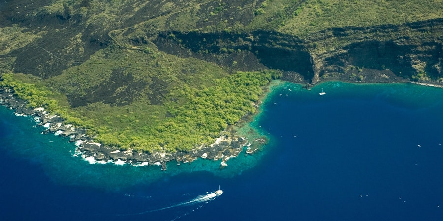 Kealakekua Bay (Photo: Vlad Turchenko/Shutterstock)