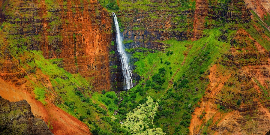 Waimea Canyon (Photo: MNStudio/Shutterstock)