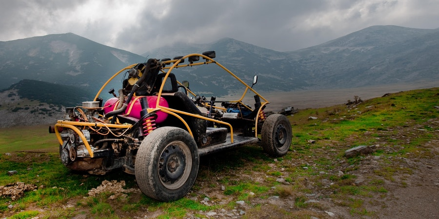 Mudbug Off-Road Adventure (Photo: lukovic photograpy/Shutterstock)