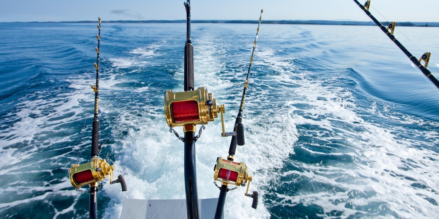 Deep Sea Troll-Fishing (Photo: project1photography/Shutterstock)