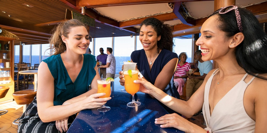 Cruise line alcohol policies may vary (Photo: Carnival Cruise Line)