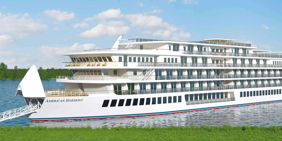 American Cruise Lines to Debut New Riverboats in 2021