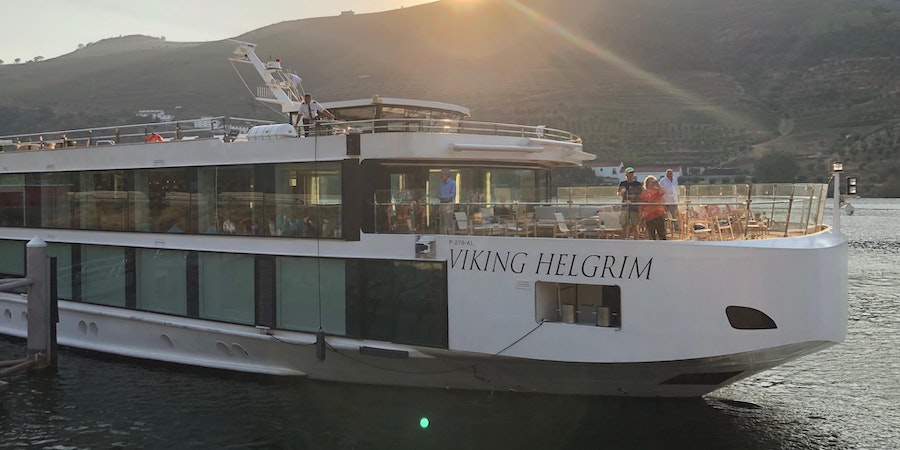 Viking Helgrim on the Douro River (Photo: Adam Coulter)