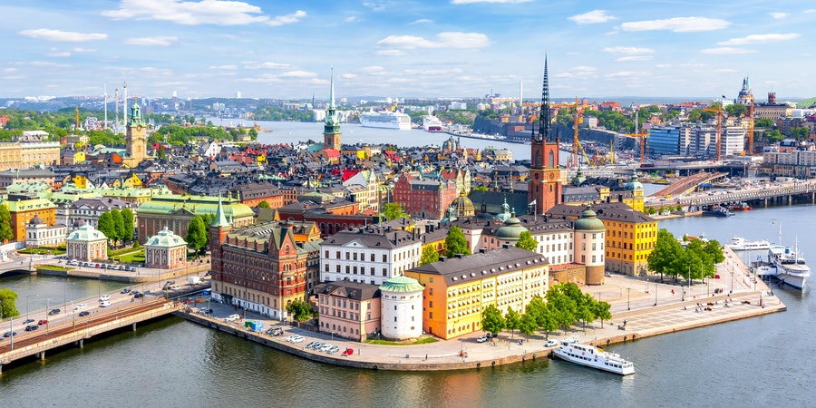 Stockholm (Photo: Mistervlad/Shutterstock.com)