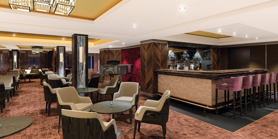 The Club by Jools on Spirit of Discovery (Photo: Saga Cruises)