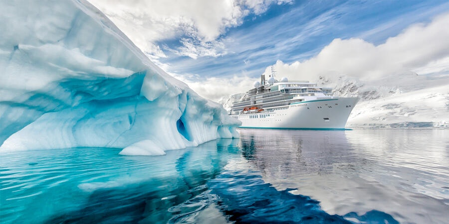 Crystal Cruises Further Delays Crystal Endeavor Expedition Cruise Ship