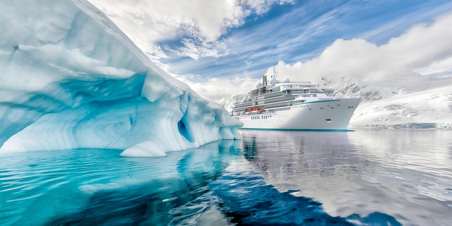 Crystal Endeavor will be sailing antarctic voyages when it debuts in 2020 (Image: Crystal Cruises)