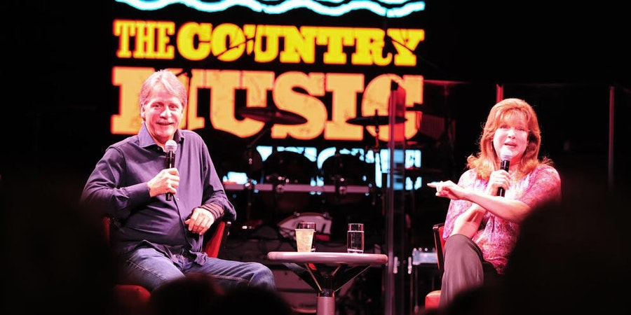Panel on the Country Music Party at Sea (Photo: Country Music Cruise)