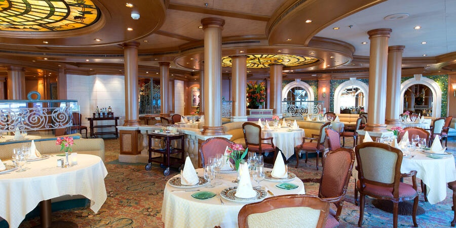 Sabatini's on Princess Cruises (Plus Menu)