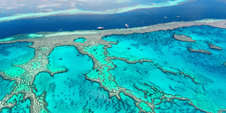 The Great Barrier Reef (Photo: superjoseph/Shutterstock)