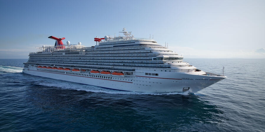 Where You Can Cruise to Onboard Carnival's Newest Cruise Ship, Carnival Panorama