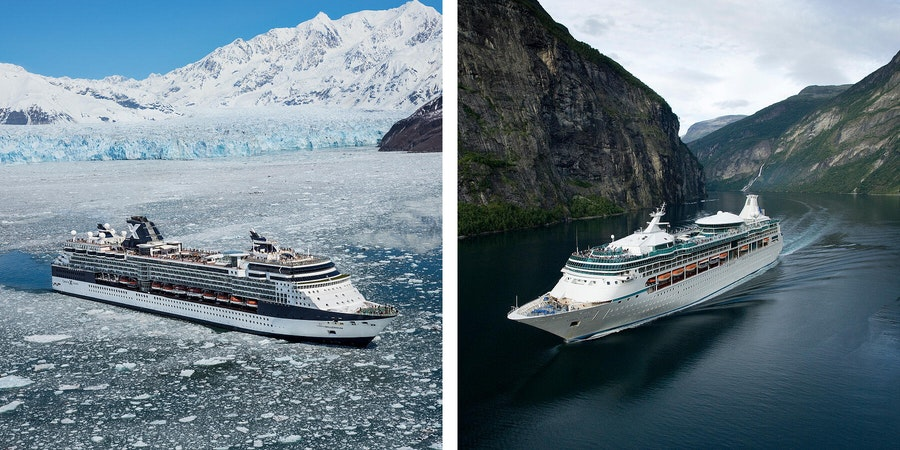 Celebrity vs. Royal Caribbean Cruises