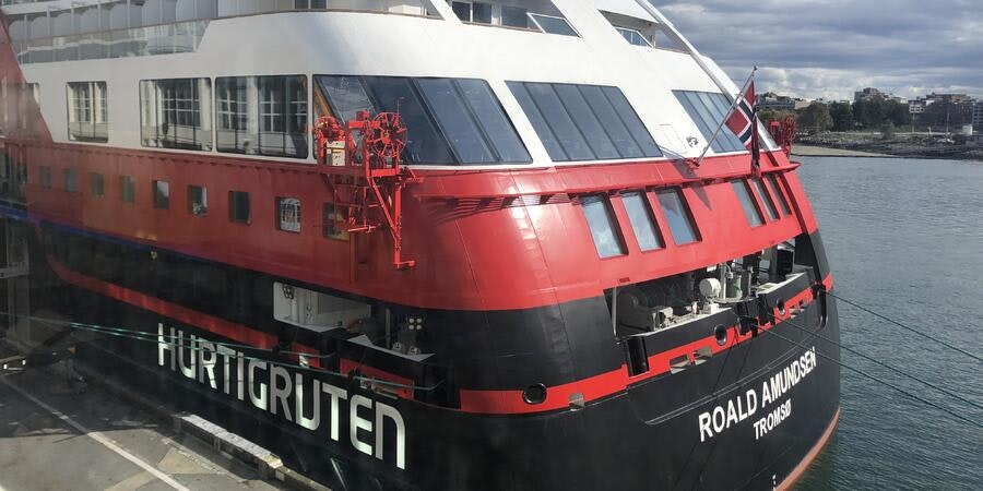 Hurtigruten Crew Members Test Positive for COVID-19