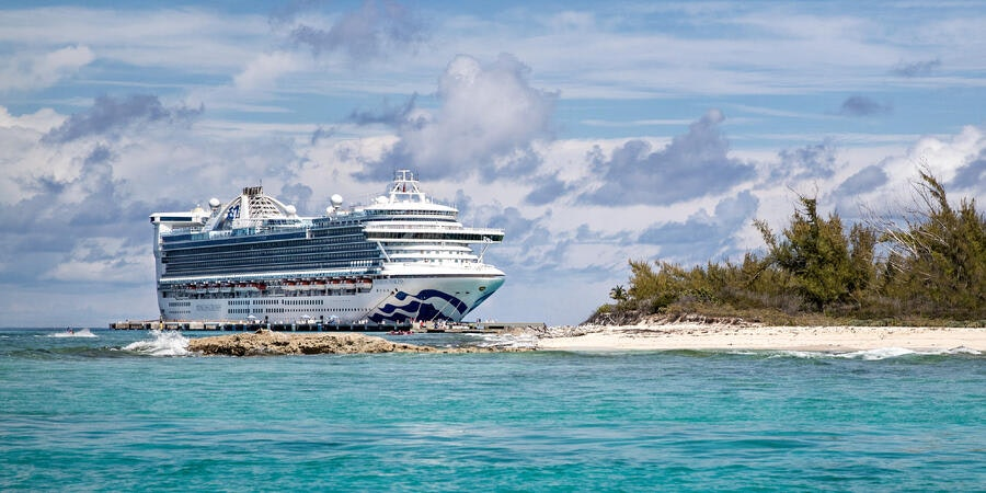 Caribbean Princess (Photo: Princess Cruises)