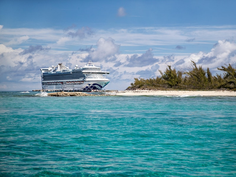Princess Announces Fall Restart with Eight Cruise Ships in U.S.