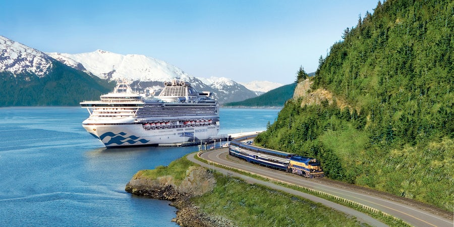 Princess Redeploys Sapphire Princess to Taiwan From Alaska for Summer 2021 Cruises