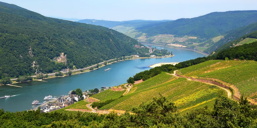 Floating through the heart of Europe. Join a Rhine adventure on the Viking Tialfi