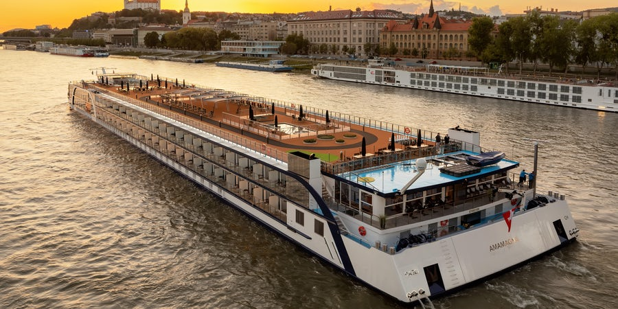 AmaWaterways Extends Suspension of River Cruises Through June 30