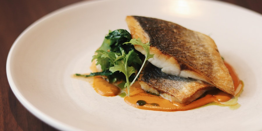 Branzino served at Onda by Scarpetta on Norwegain Cruise Line (Photo: Norwegian Cruise Line)