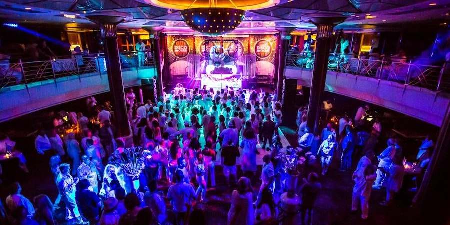 The Ultimate Disco Cruise 2019 (Photo: Patricia Koo Photography)