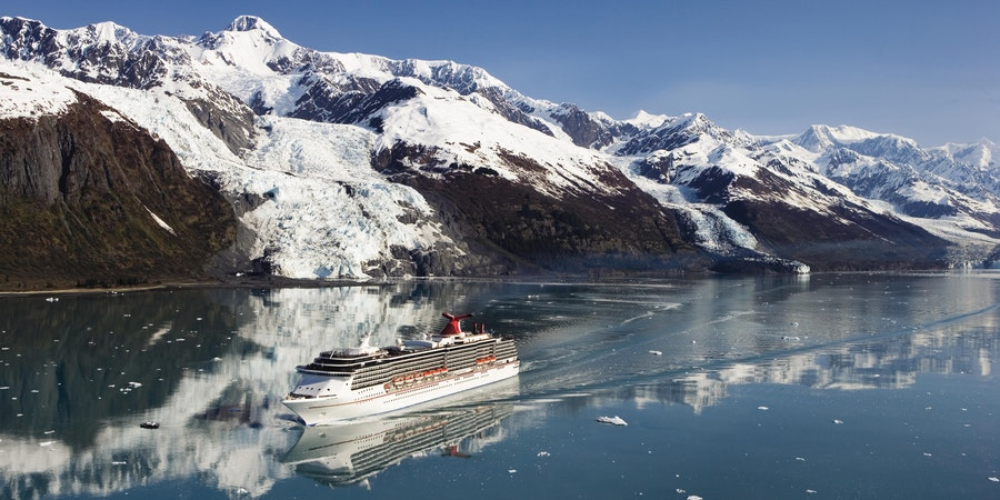 Carnival Cruise Line in Alaska (Photo: Carnival Cruise Line)