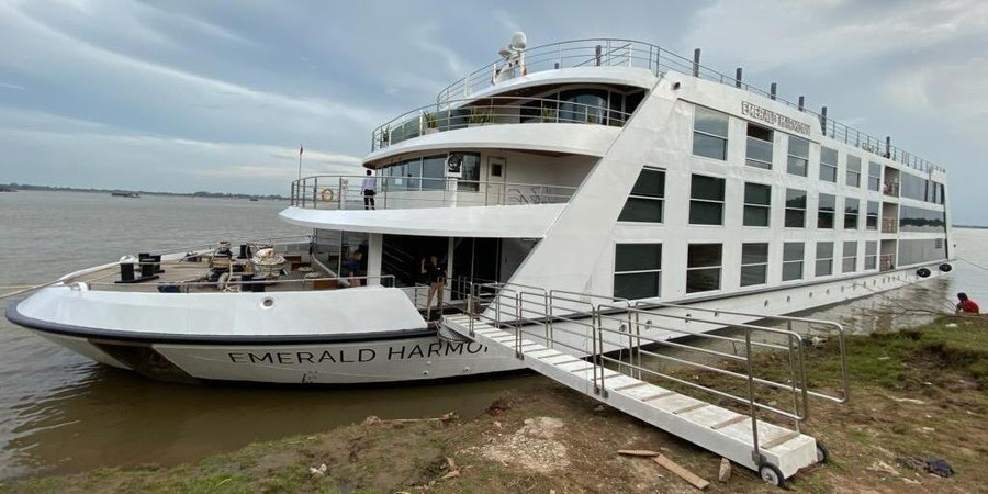 Live From Emerald Harmony: First Impressions of Emerald Waterways' New Mekong River Cruise Ship