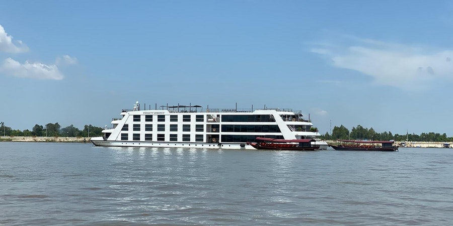Emerald Harmony on the Mekong (Photo: Ashley Kosciolek/Cruise Critic)