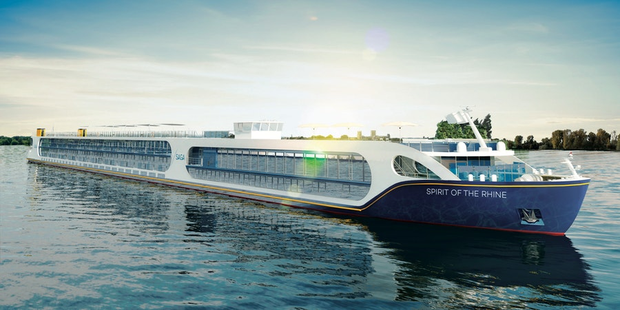 Saga Cruises Announces Plans for New Build European River Ship, Spirit of the Rhine