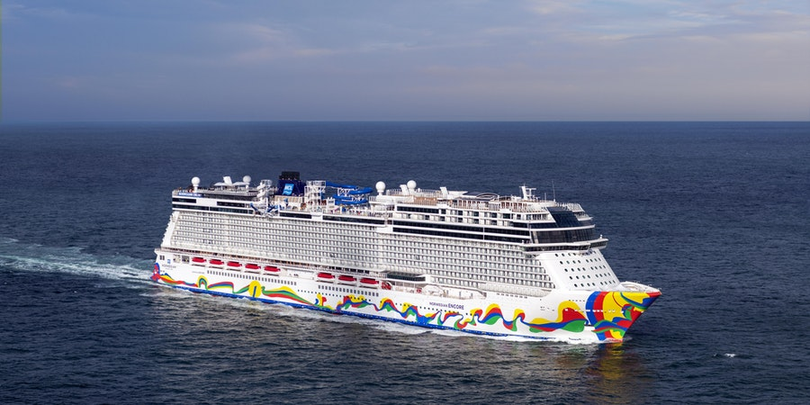 Where You Can Cruise to Onboard Norwegian's Newest Cruise Ship, Norwegian Encore