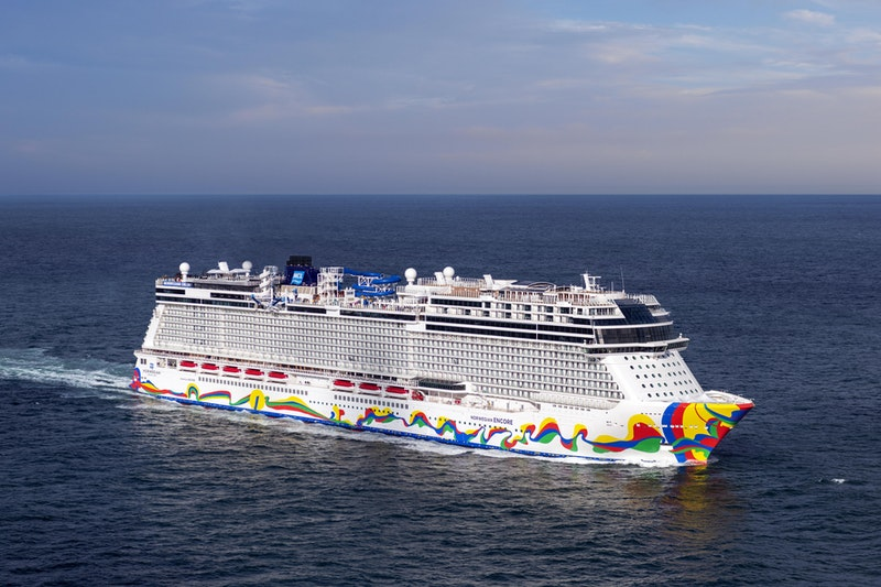 Norwegian Encore Cruise Ship Review Photos Departure Ports On Cruise Critic