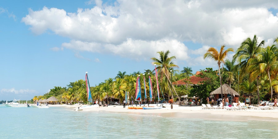 Jamaica, Negril Panorama (Photo: crazychris84/Shutterstock)